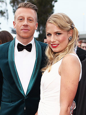 Macklemore Welcomes First Child