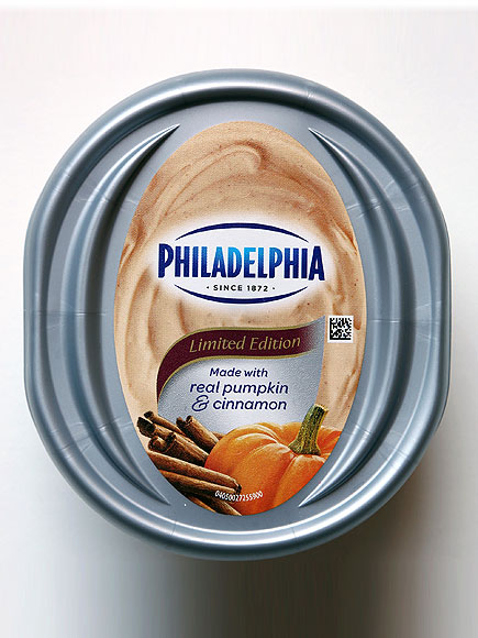 PUMPKIN SPICE CREAM CHEESE