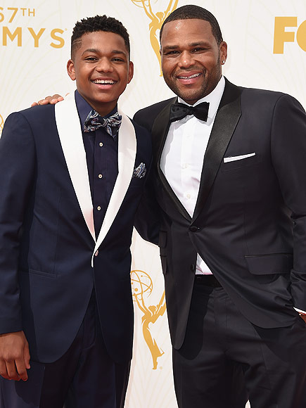 THE REASON ANTHONY ANDERSON DIDN'T BRING HIS MOM TO THE EMMYS