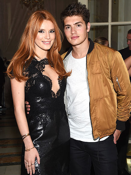 BELLA THORNE & GREG SULKIN