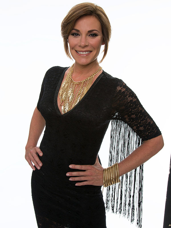 Countess LuAnn de Lesseps jewelry collection