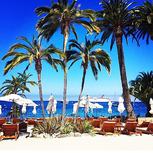 DESCANSO BEACH CLUB (CATALINA ISLAND, CALIFORNIA)
