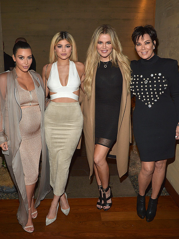 Kim Kardashian Maternity Crop Top App Launch