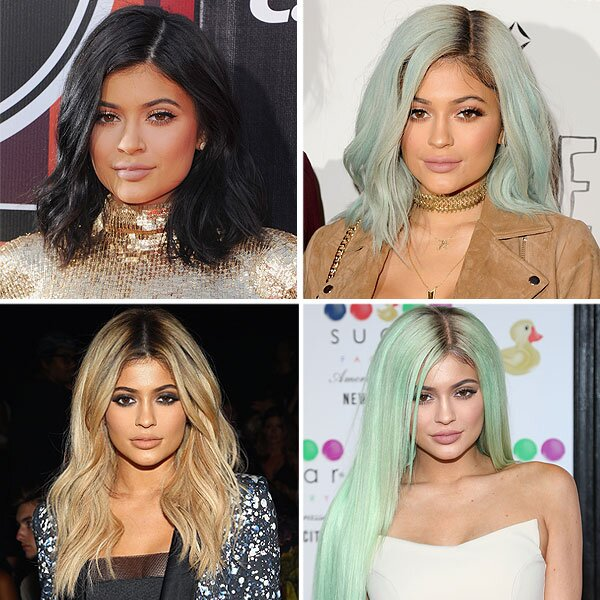 Kylie Jenner Opens Up About Her 'Wig Guy' and Ever-Changing Hair    PEOPLE.com