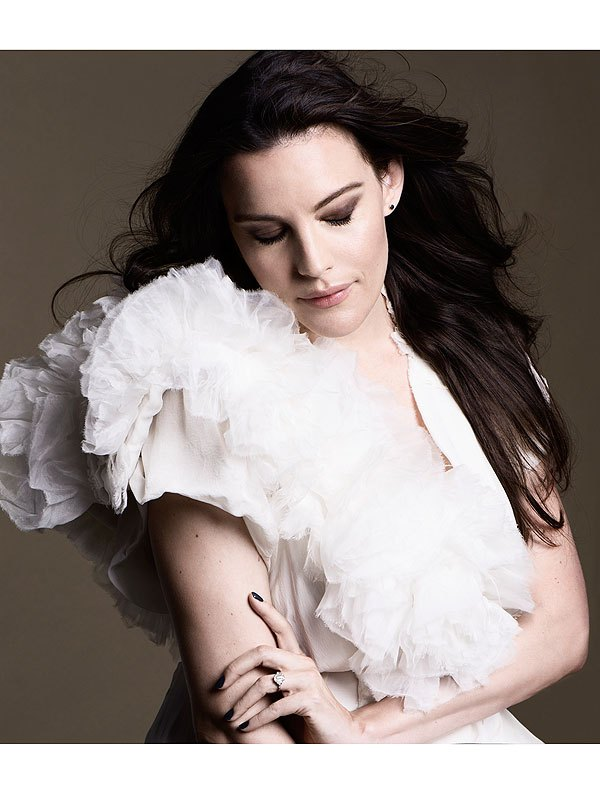Liv Tyler MORE magazine