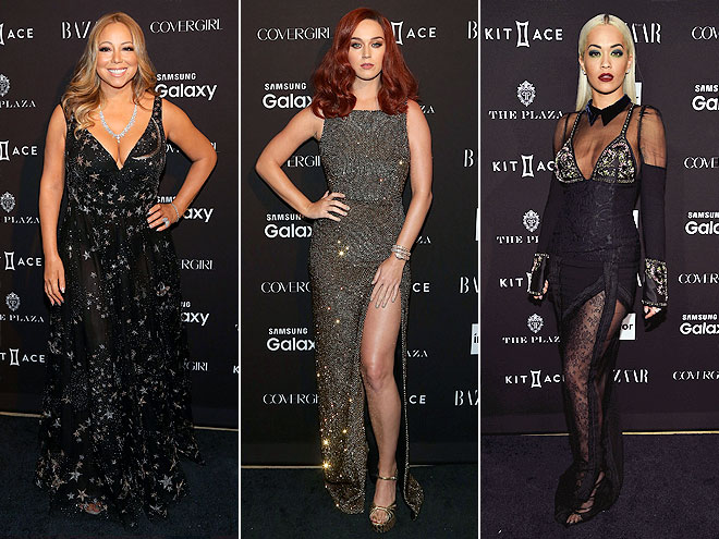 HARPER'S BAZAAR ICONS PARTY: THE DIVAS