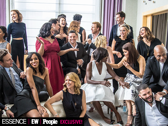 WELCOME TO SHONDALAND