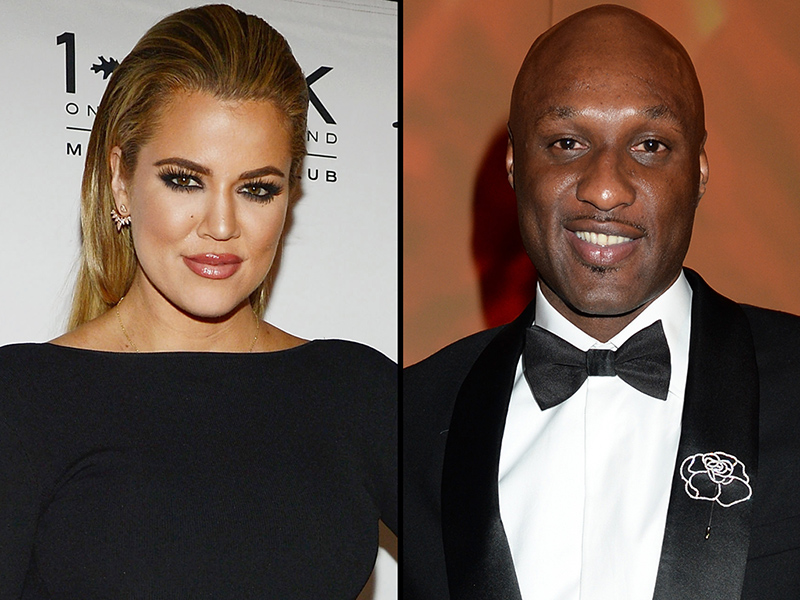 KHLOé FILES FOR DIVORCE FROM ODOM FOR SECOND TIME