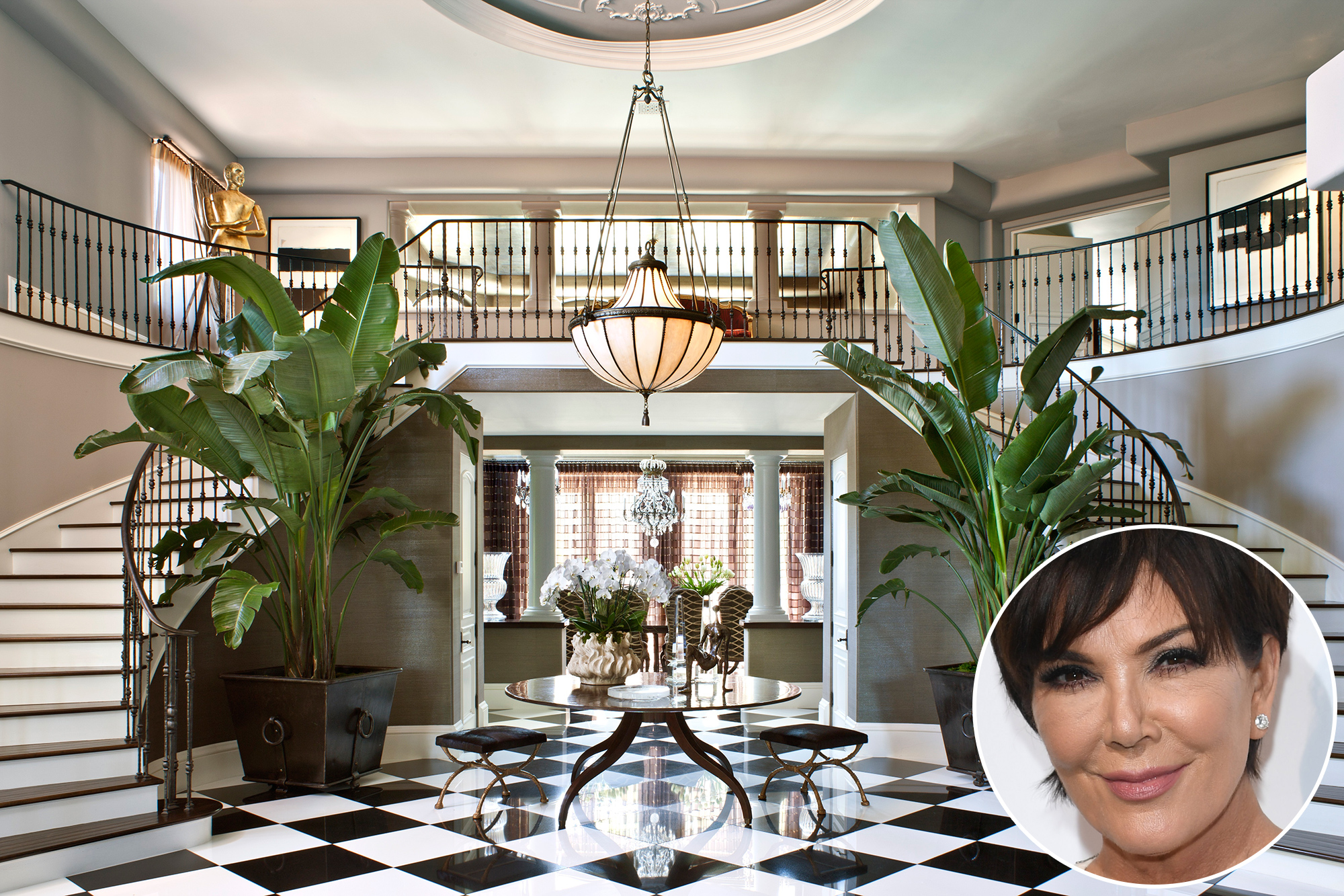 kris-jenner-entry-way