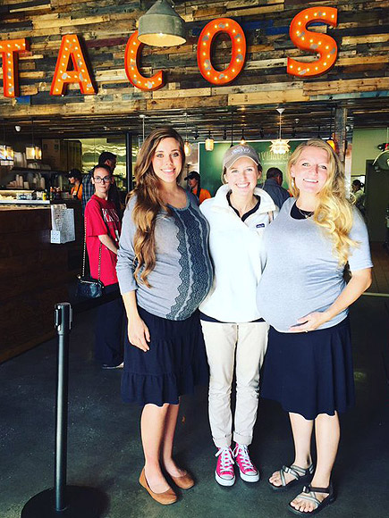 STEP 1: HANG OUT WILL FELLOW MOMS-TO-BE