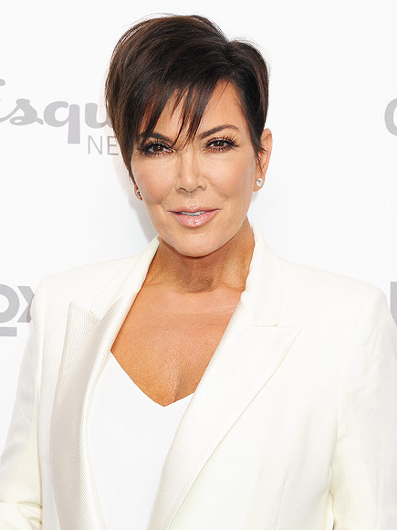 KRIS JENNER: WOULD RATHER SPEND TIME WITH HER GRANDKIDS