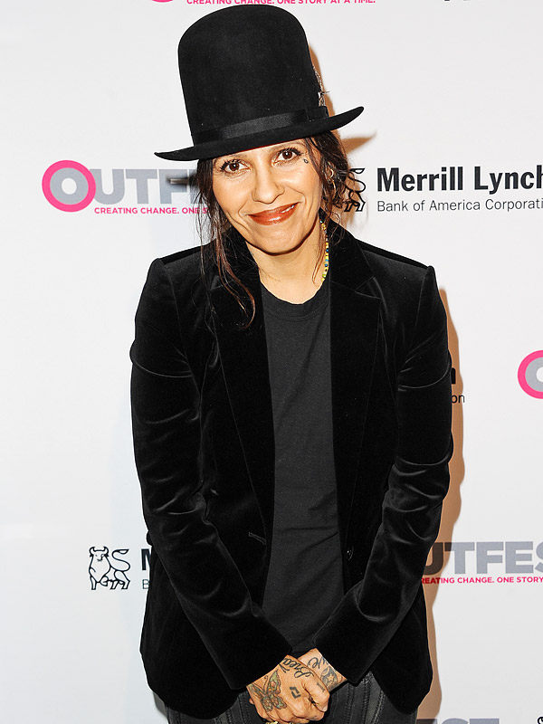 Linda Perry son Rhodes Outfest Legacy Awards