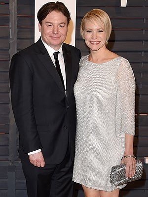 Mike Myers Welcomes Third Child daughter Paulina Kathleen