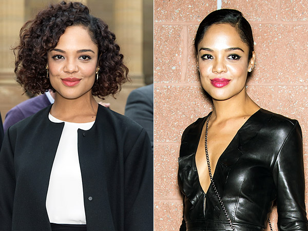 Tessa Thompson makeup