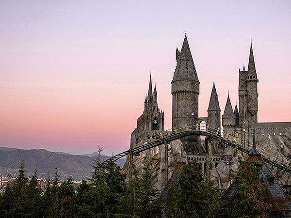 Wizarding World of Harry Potter to Open in Hollywood