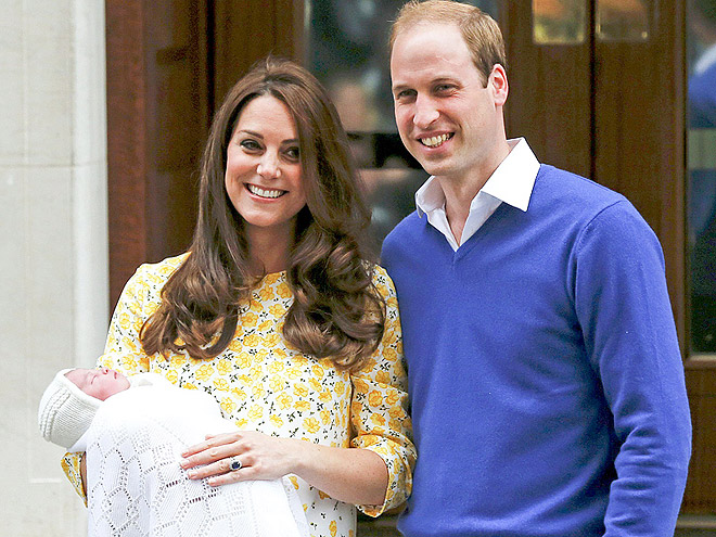 Kate Gives Birth to a Baby Girl!