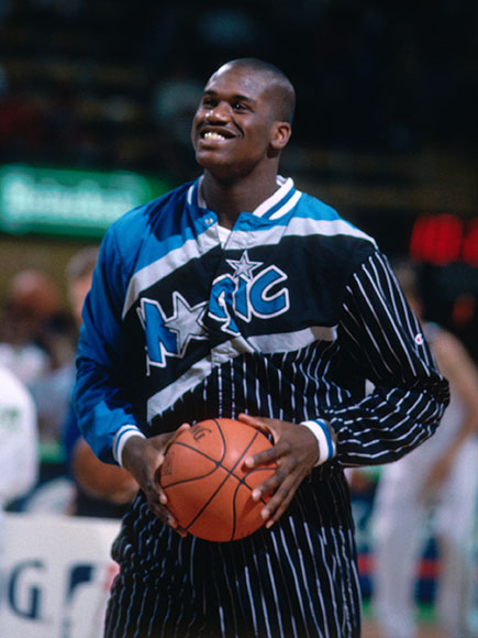 1993: SHAQUILLE O'NEAL