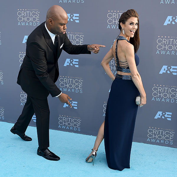 KEVIN FRAZIER AND SAMANTHA HARRIS