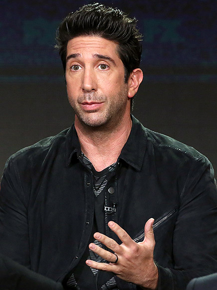 DAVID SCHWIMMER: THE WONDER YEARS