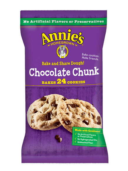 ANNIE'S BAKE AND SHARE DOUGHS