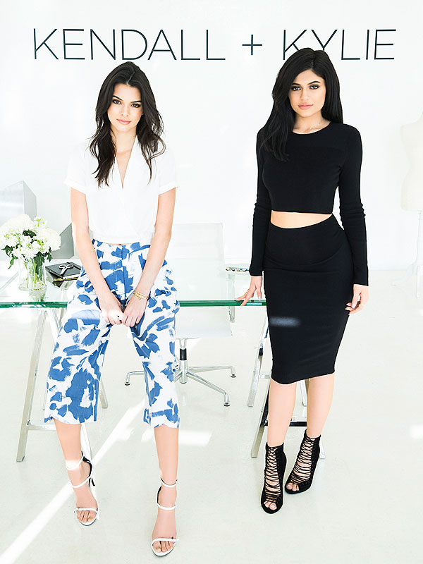 Kendall + Kylie clothing collection