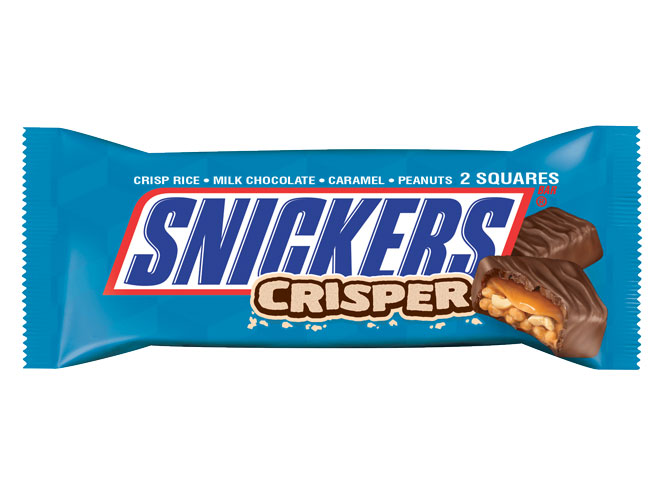 SNICKERS CRISPERS