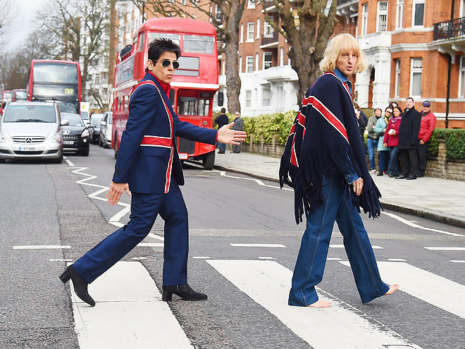 HE & HANSEL CHANNELED THE BEATLES