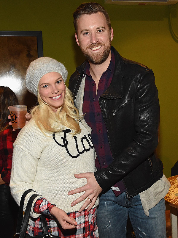 Charles and Cassie Kelley Welcome Son Ward Charles