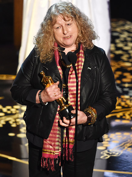 JENNY BEAVAN GETS SERIOUS ABOUT THE ENVIRONMENT