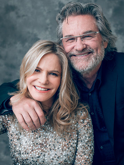 JENNIFER JASON LEIGH & KURT RUSSELL