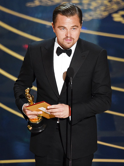 AND, OF COURSE, WHEN LEO FINALLY WON