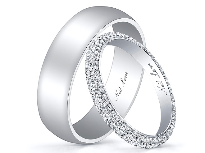 WITH THIS RING ...