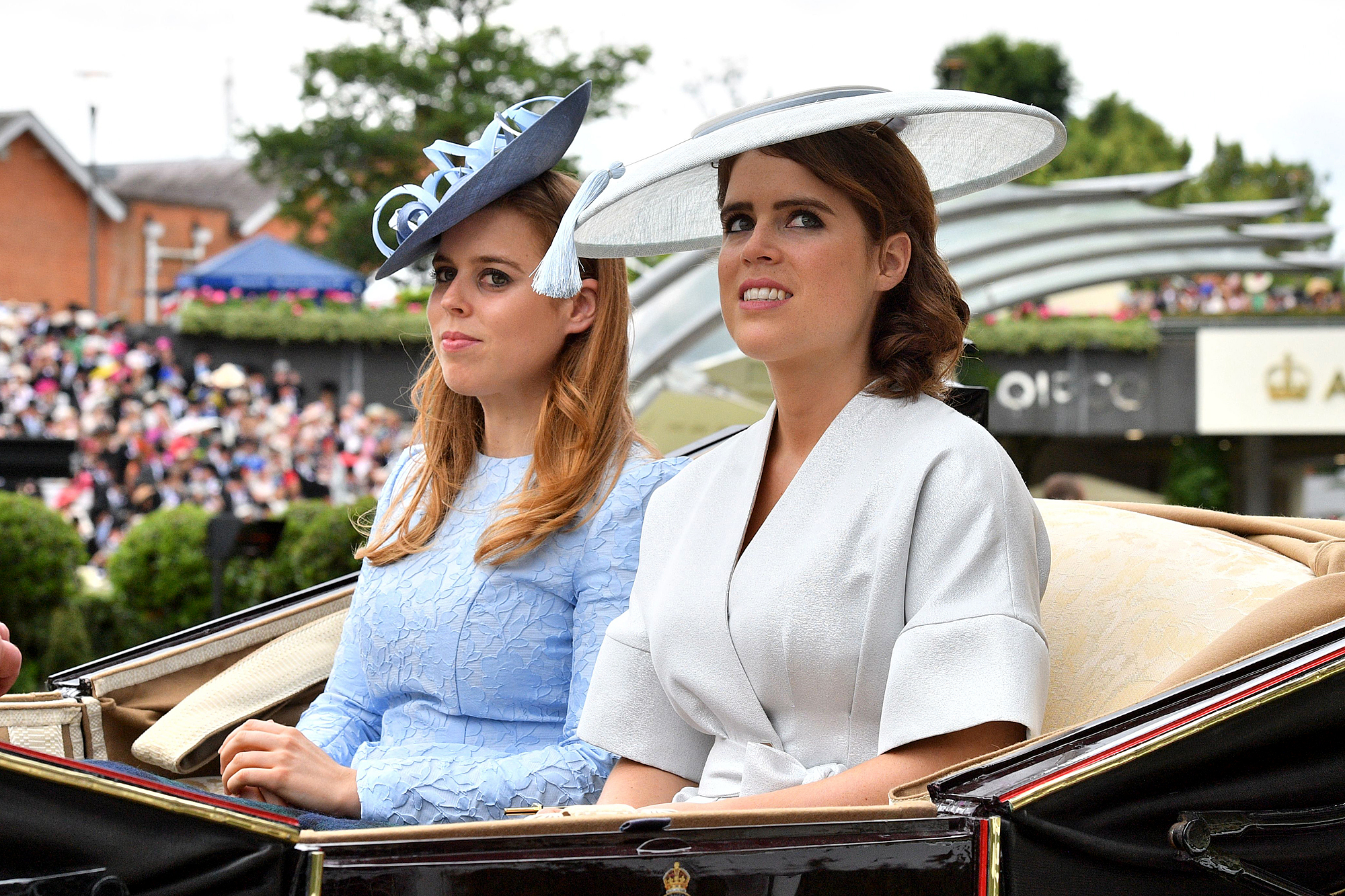 Royal Ascot, Day One, UK - 19 Jun 2018