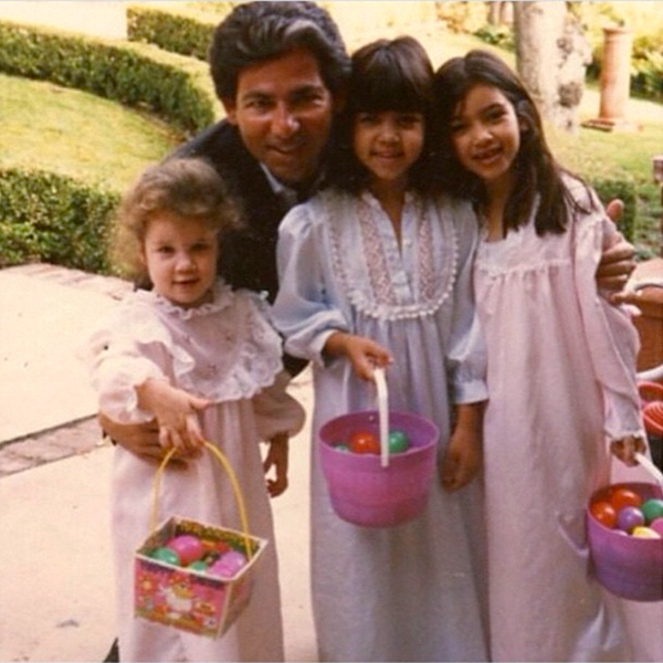 POST AN EASTER THROWBACK