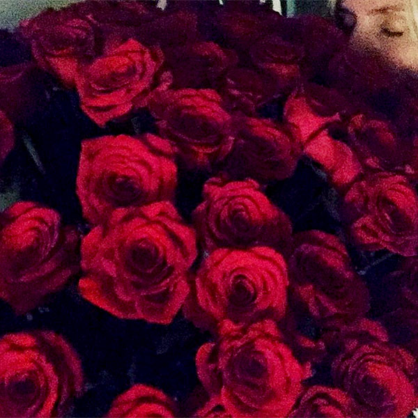 2. WHEN VITO GIFTED HEIDI AN ENORMOUS BOUQUET OF ROSES