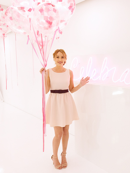 "TV personality, fashion designer, and author Lauren Conrad attends the ""Lauren Conrad Celebrate"" book launch party at Kohl's Showroom on March 23, 2016 in New York City."