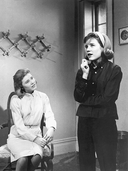 The Patty Duke Show Theme Song Was A Major Moment In Music People Com