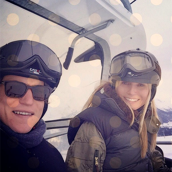 7. WHEN THEY TURNED SKIING INTO AN EPIC DATE