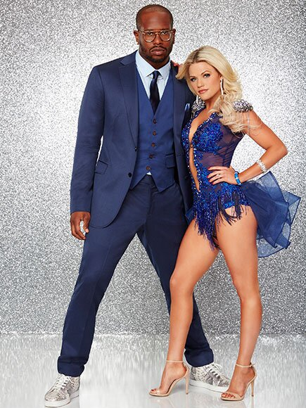 Dancing With The Stars Witney Carson On Von Miller People Com