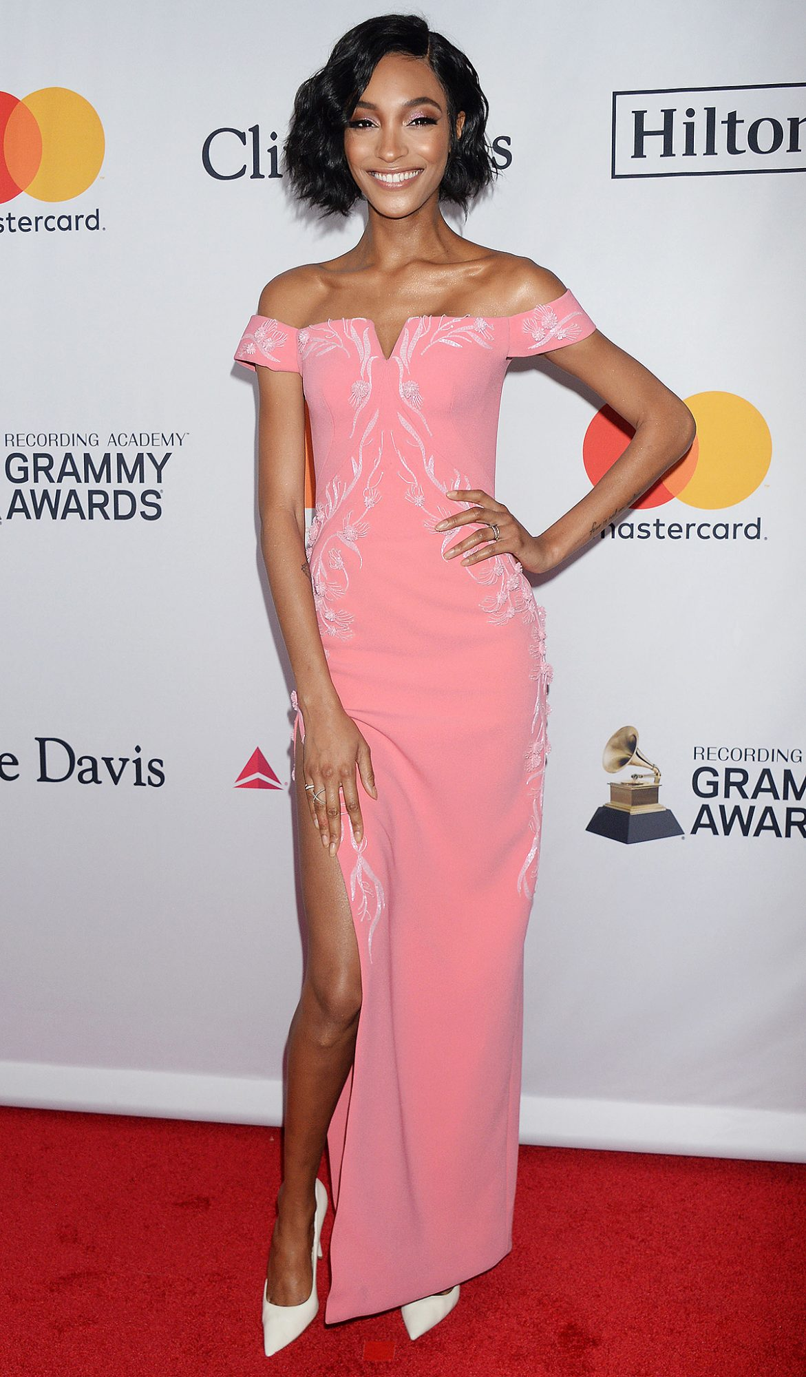 Clive Davis and Recording Academy Pre-Grammy Gala @ Sheraton Times Sqaure 02