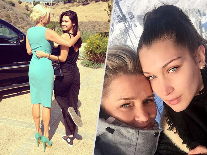 8. SHE STILL MAKES TIME FOR MOMMY-DAUGHTER DATES