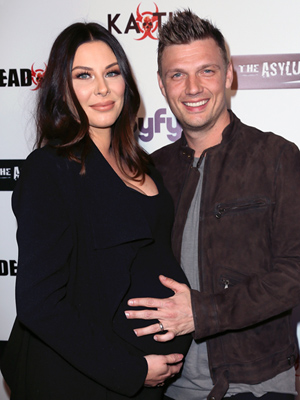 Nick Carter Welcomes Son Odin Reign