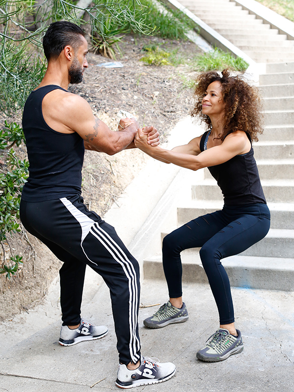 Sherri Saum Workout