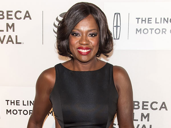 Viola Davis at Custody Tribeca Film Festival premiere