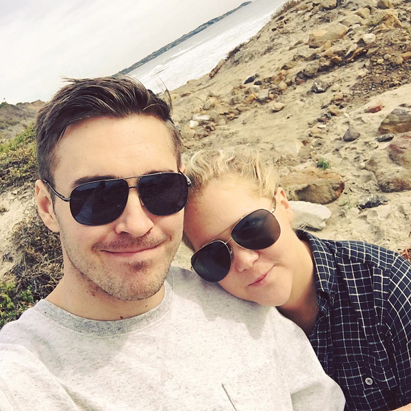 ON HER FIRST DATE WITH BOYFRIEND BEN HANISCH, WHO SHE MET ON A DATING APP