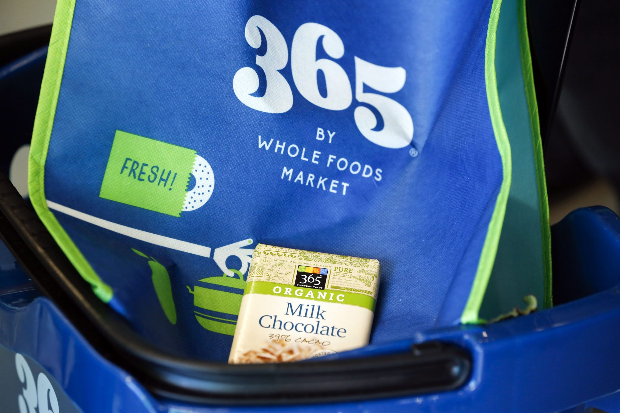 Grand Opening Of The New 365 By Whole Foods Inc. Store
