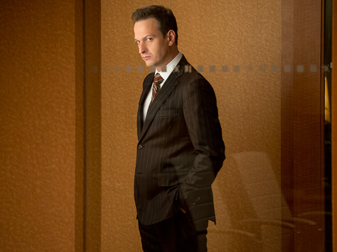 WILL GARDNER DYING ON THE GOOD WIFE