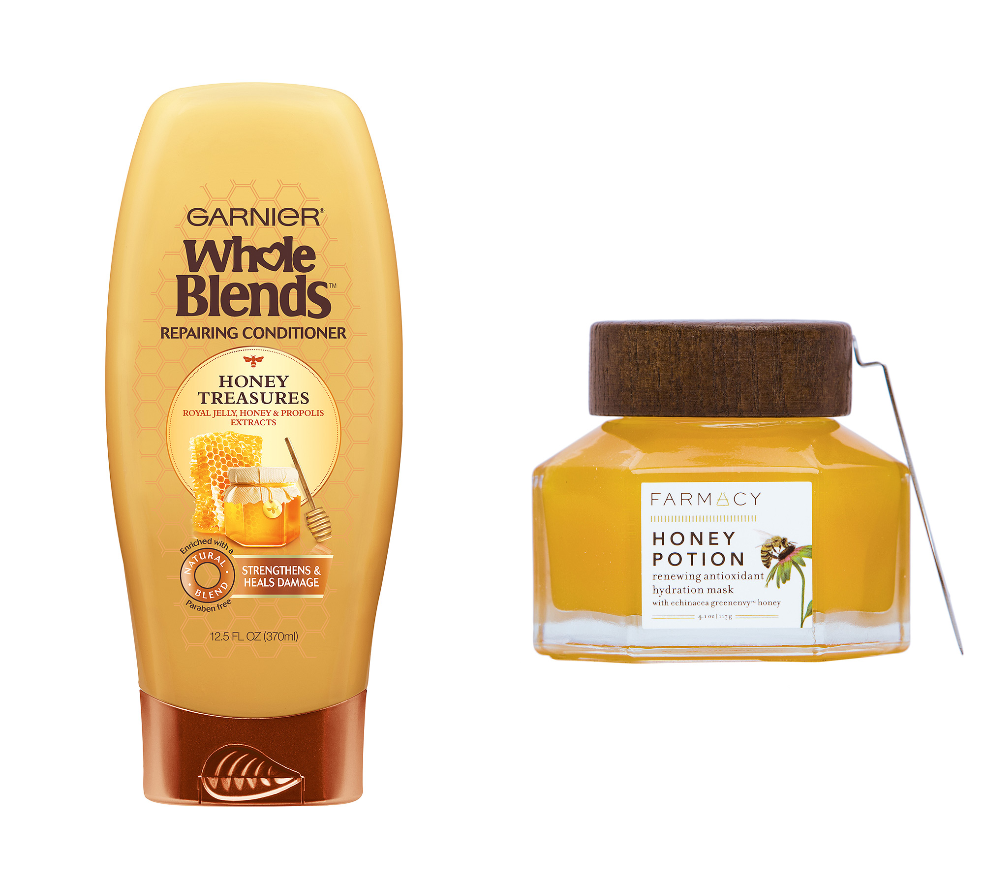 HONEY-INFUSED PRODUCTS