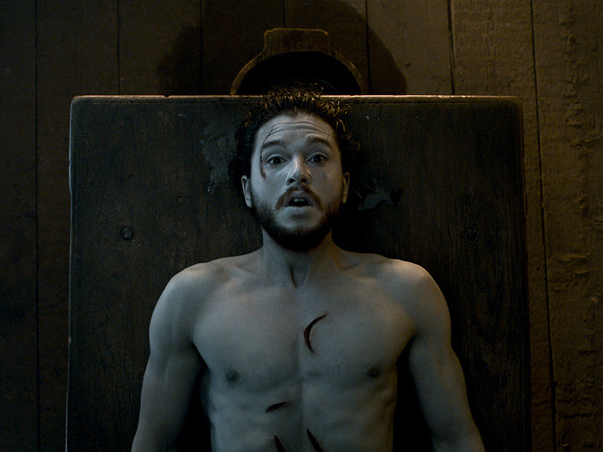 JON SNOW COMING BACK TO LIFE ON GAME OF THRONES