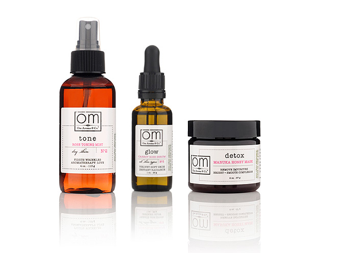 OM AROMA & CO. MOTHER'S DAY GIFT SET